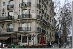 Everyday architecture in Paris