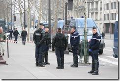 Local gendarmes