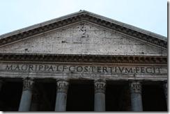 Top of the Pantheon
